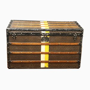 Vintage Steamer Trunk from Goyard, 1920s