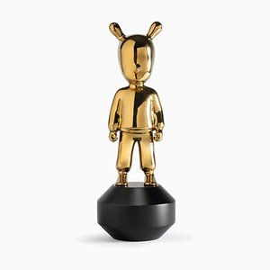 Small The Golden Guest Figurine by Jaime Hayon