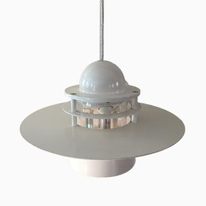 Grande Lampe à Suspension Orbiter par Jens Møller Jensen pour Louis Poulsen, 1998