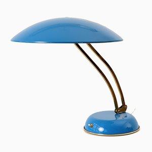 Lámpara de escritorio alemana, años 60
