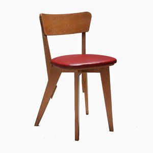 Dutch Modernist Dining Chair by Wim den Boon, 1947