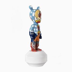 Petite Figurine The Guest par Ricardo Cavolo