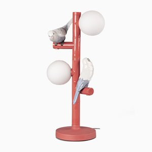 Parrot Table Lamp from Lladró