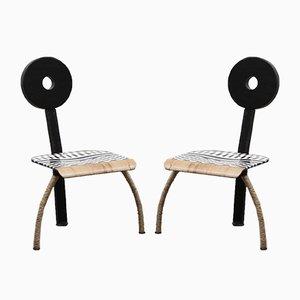 Venezia Stühle von Markus Friedrich Staab für Atelier Markus Friedrich Staab, 2019, 2er Set