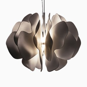 White Nightbloom Hanging Lamp by Marcel Wanders