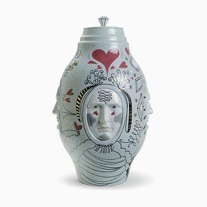 Conversation Vase by Jaime Hayon