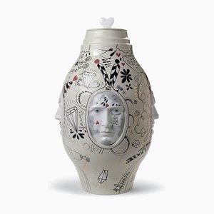 Vase Medium Conversation par Jaime Hayon