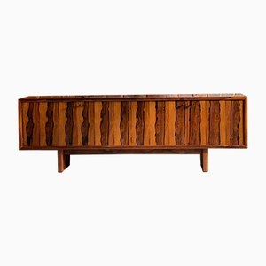Rosewood No. 2 Credenza by Martin Hall for Gordon Russell, 1970s