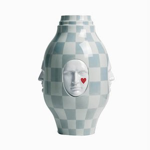 Conversation Vase I by Jaime Hayon