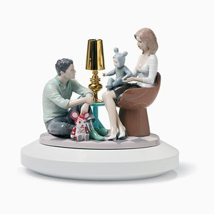 The Family Portrait Figurine by Jaime Hayon