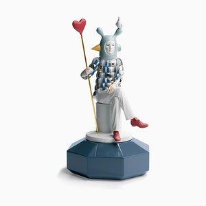 Sculpture The Lover III par Jaime Hayon