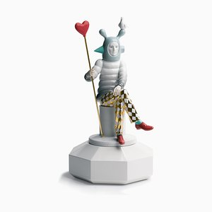 The Lover II Figurine by Jaime Hayon