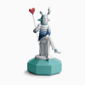 The Lover I Figurine by Jaime Hayon