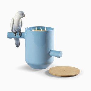 Trésor Scented Blue per the Scented Parrot's de Perroquet de Lladró