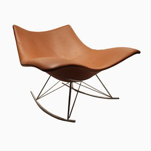 Model 3510 Stingray Rocking Chair by Thomas Pedersen for Fredericia