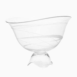 Vase en Céramique par Vicke Lindstrand pour Kosta, Suède, 1950s