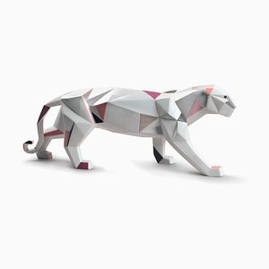 Panther Figurine from Marco Antonio Noguerón