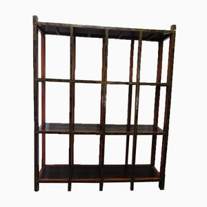 19th Century Chinese Elm Shelf