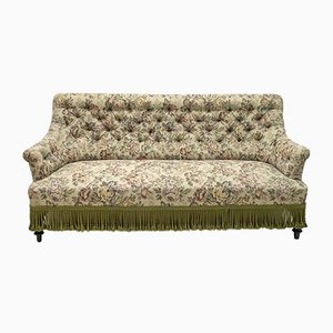 19th Century Napoleon III French Gobelin Sofa