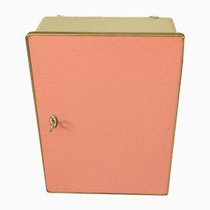 Pink Medical Cabinet, 1950s