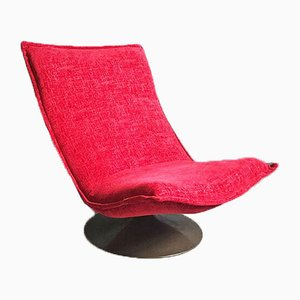 Model F980 Lounge Chair by Geoffrey Harcourt for Artifort, 1970s