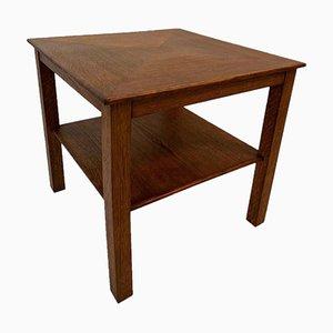 German Oak Coffee Table, 1960s