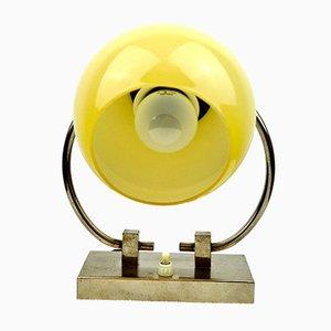 Vintage Art Déco Tischlampen, 2er Set
