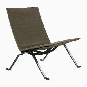 PK22 Lounge Chair by Poul Kjærholm for Fritz Hansen, 1980s