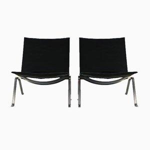 Stühle von Poul Kjærholm für E. Kold Christensen, 1960er, 2er Set