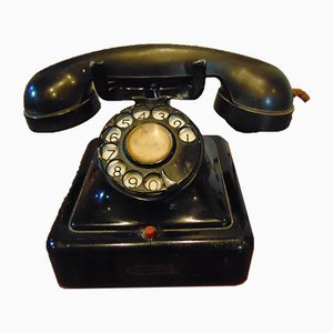 Telefono Art Deco in bachelite di Bell MFO