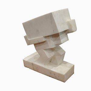 Vintage Marble Sculpture