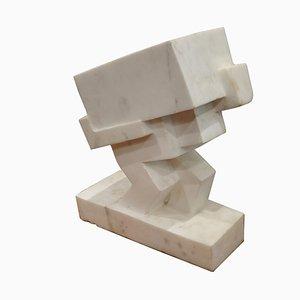 Vintage Skulptur aus Marmor