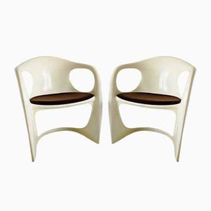 Dining Chairs by Alexander Begge for Casala, 1970s, Set of 2