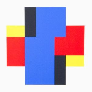 Sérigraphies par 17 Patterns pour Edition Partanen, 1980s, Set de 3