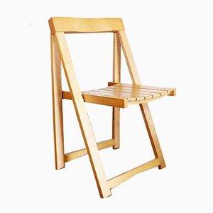 Chaise Pliante dans le style d'Aldo Jacober, 1970s