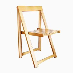 Folding Chair In the Style of Aldo Jacober, 1970s