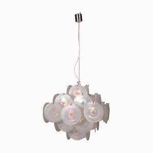 Ceiling Lamp from Vistosi, 1970s