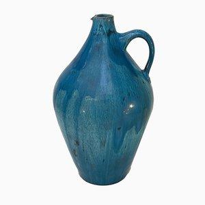 Jarrón italiano de cerámica de Marcello Fantoni, años 50