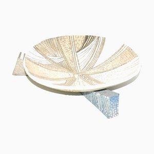 Piatto Mid-Century di Elio Schiavon