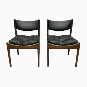 Mid-Century Scandinavian Dining Chairs, 1960s, Set of 4
