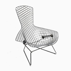 Mid-Century Bird Lounge Chair by Harry Bertoia for Knoll