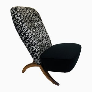 Mid-Century Congo Chair by Theo Ruth for Artifort