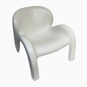 Vintage Modell GN2 Stuhl von Peter Ghyczy für Reuter