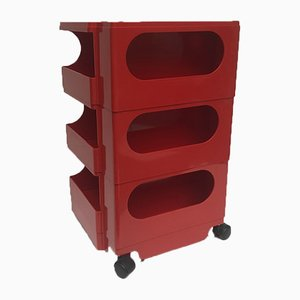 Red Cabinet by Joe Colombo, 1960s