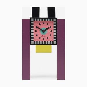 Horloge de Table Neos Vintage par Nathalie du Pasquier et George Sowden