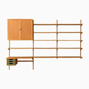 Mid-Century Shelf by Kai Kristiansen for FM Møbler, 1960s