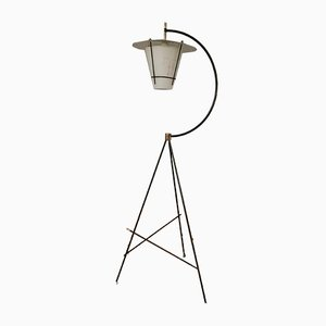 Tripod Floor Lamp, 1950s