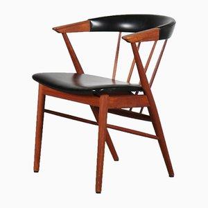 Dänischer Beistellstuhl von Helge Sibast für Sibast, 1950er