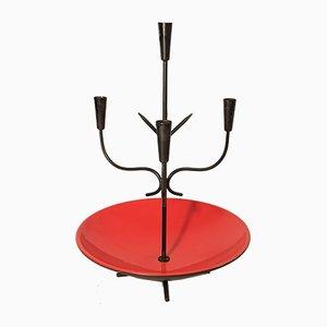 Kerzenhalter von Gunnar Ander für Ystad-Metall, 1960er