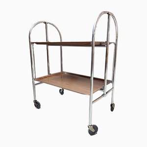Mid-Century German Folding Trolley, 1960s